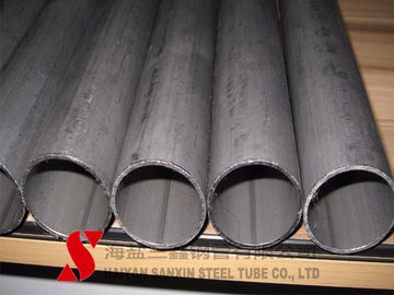 Non Alloy 6 Inch Seamless Precision Steel Tube Cold Rolling Oil Surface Treatment